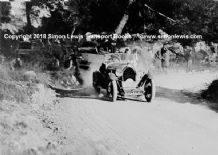 Ratier 750cc. Photo .Sir Francis at speed, Monte Carlo Rally 1928